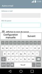 LG Spirit 4G - E-mail - configuration manuelle - Étape 7