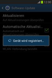Samsung Galaxy Fame Lite - Software - Installieren von Software-Updates - Schritt 8