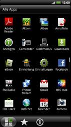 HTC Z710e Sensation - Ausland - Im Ausland surfen – Datenroaming - Schritt 5