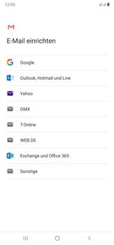 Samsung Galaxy Note 20 Ultra 5G - E-Mail - 032b. Email wizard - Yahoo - Schritt 8