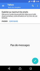 Sony Xperia XA (F3111) - Android Nougat - E-mail - Configuration manuelle (yahoo) - Étape 5