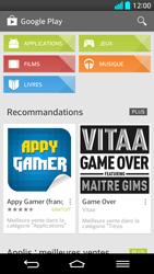 LG G2 - Applications - Télécharger une application - Étape 4