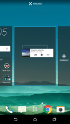 HTC One M9 - Prise en main - Installation de widgets et d