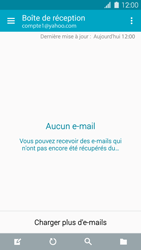 Samsung Galaxy S 5 - E-mail - 032b. Email wizard - Yahoo - Étape 10