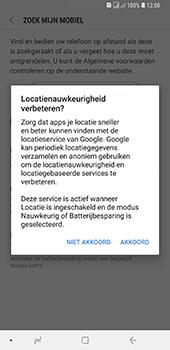 Samsung Galaxy A9 - Beveiliging en privacy - zoek mijn mobiel activeren - Stap 8