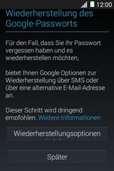 Samsung Galaxy Young 2 - Apps - Konto anlegen und einrichten - 14 / 25