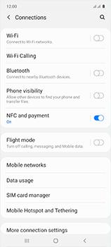 Samsung Galaxy A51 - Internet and data roaming - Manual configuration - Step 7