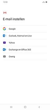 Samsung Galaxy A50 - E-mail - e-mail instellen (gmail) - Stap 8