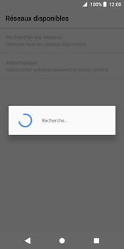 Sony Xperia XZ2 - Réseau - Sélection manuelle du réseau - Étape 8
