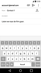 LG G5 SE (H840) - e-mail - hoe te versturen - stap 10