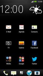 HTC One - Photos, vidéos, musique - Envoyer une photo via Bluetooth - Étape 3