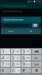 Samsung Galaxy Alpha (G850F) - voicemail - handmatig instellen - stap 7