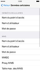 Apple iPhone 5c - Premiers pas - Configurer l