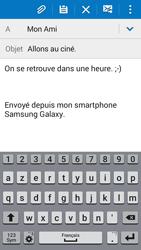 Samsung G530FZ Galaxy Grand Prime - E-mail - envoyer un e-mail - Étape 9