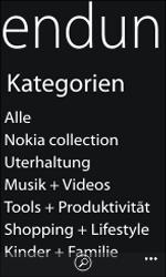 Nokia Lumia 800 - Apps - Herunterladen - 7 / 18