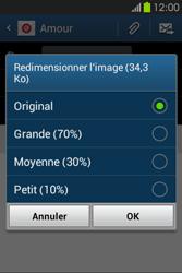 Samsung S6810P Galaxy Fame - E-mail - envoyer un e-mail - Étape 15