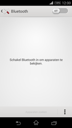 Sony Xperia E3 - Bluetooth - koppelen met ander apparaat - Stap 7