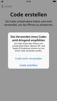 Apple iPhone 6 Plus - iOS 11 - Persönliche Einstellungen von einem alten iPhone übertragen - 15 / 31
