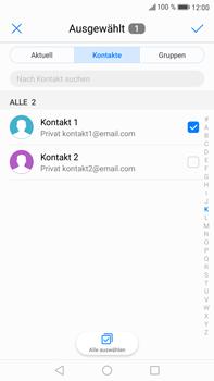 Huawei Mate 9 - E-Mail - E-Mail versenden - Schritt 7