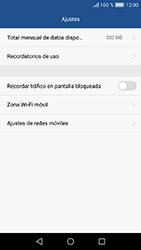 Huawei Y6 (2017) - Internet - Ver uso de datos - Paso 7
