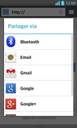 LG E460 Optimus L5 II - Internet - Navigation sur Internet - Étape 18