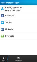 BlackBerry Z10 - E-mail - Handmatig instellen - Stap 6