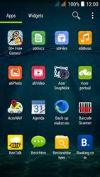 Acer Liquid Z520 - SMS - handmatig instellen - Stap 3