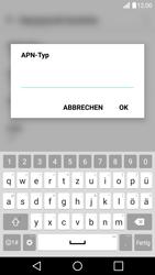 LG H850 G5 - Internet - Manuelle Konfiguration - Schritt 14