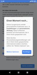 Sony Xperia XZ2 Compact - Android Pie - Apps - Konto anlegen und einrichten - Schritt 18