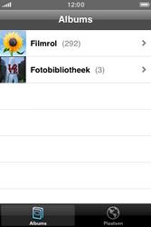Apple iPhone 4 - E-mail - Hoe te versturen - Stap 4