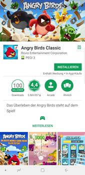 Samsung Galaxy Note9 - Apps - Installieren von Apps - Schritt 15