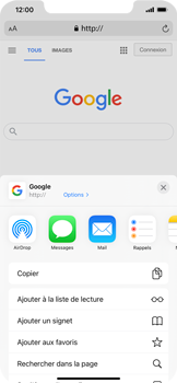 Apple iPhone 11 - iOS 14 - Internet et roaming de données - Navigation sur Internet - Étape 17
