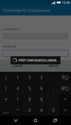 HTC One Mini 2 - E-Mail - Konto einrichten - Schritt 16