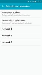 Samsung G920F Galaxy S6 - Netwerk - Handmatig netwerk selecteren - Stap 10