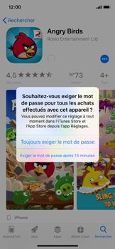 Apple iPhone X - Applications - Télécharger des applications - Étape 16