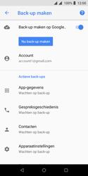 Wiko Harry 2 - Data - maak een back-up met je account - Stap 7