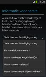 Samsung Galaxy Trend Plus (S7580) - Applicaties - Account aanmaken - Stap 14