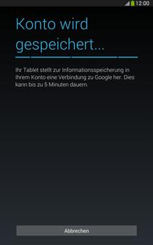 Samsung T315 Galaxy Tab 3 8-0 LTE - Apps - Konto anlegen und einrichten - Schritt 20