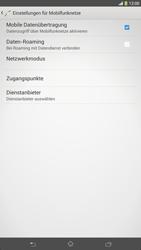 Sony Xperia Z Ultra LTE - Internet - Manuelle Konfiguration - 1 / 1