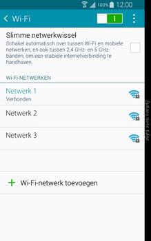 Samsung Galaxy Note Edge - wifi - handmatig instellen - stap 8