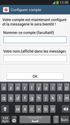 Samsung I9195 Galaxy S IV Mini LTE - E-mail - Configurer l