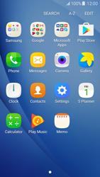 Samsung Galaxy J5 (2016) (J510) - Applications - Create an account - Step 3