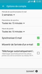 Samsung A300FU Galaxy A3 - E-mail - Configuration manuelle (yahoo) - Étape 7