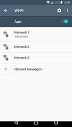 Sony Xperia XZ Premium - WiFi - Handmatig instellen - Stap 9
