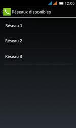 Alcatel One Touch Pop C3 - Réseau - Sélection manuelle du réseau - Étape 11