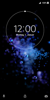 Sony Xperia XZ2 - MMS - Manuelle Konfiguration - 21 / 25