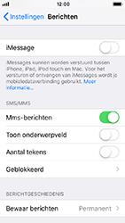 Apple iPhone 5s - iOS 12 - MMS - probleem met ontvangen - Stap 10