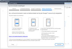 Sony Xperia XA1 (G3121) - Software - Synchroniseer met PC - Stap 9