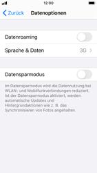 Apple iPhone SE - iOS 14 - Netzwerk - So aktivieren Sie eine 4G-Verbindung - Schritt 5