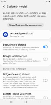 Samsung Galaxy J4 Plus - Toestel - Stel Zoek mijn mobiel in - Stap 7